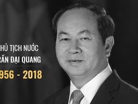 Special notice on President Tran Dai Quang's funeral
