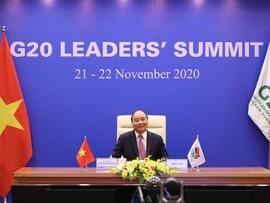 Vietnam urges G20 to initiate new development platforms