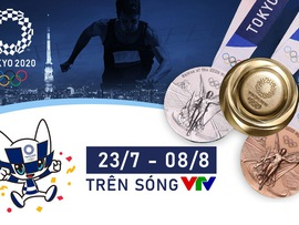 VTV officially acquired media rights for Tokyo 2020 Olympics Games