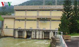Bình Thuận đảm bảo an toàn hồ đập khi xả lũ