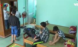 Quảng Nam: 4 thanh thiếu niên may mắn thoát cảnh bị lừa sang Trung Quốc