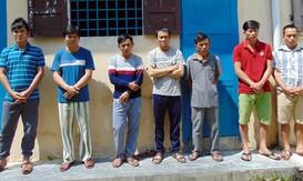 Quảng Nam bắt 7 đối tượng trong đường dây phá rừng quy mô lớn