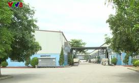 Bất cập trong xử lý rác thải ở Khu công nghiệp ở Nghệ An
