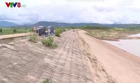Phú Yên gia cố hồ đập trước mùa mưa