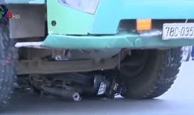Phú Yên: Ô tô va chạm xe tải, 1 người tử vong