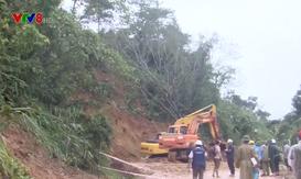 Cứu nạn sạt lở đất ở Hướng Hóa, Quảng Trị