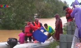 Quảng Bình triển khai khẩn cấp cứu dân vùng lũ