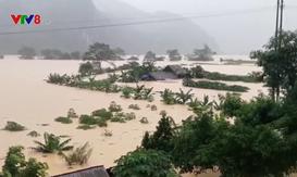 Quảng Bình ứng phó với mưa lũ
