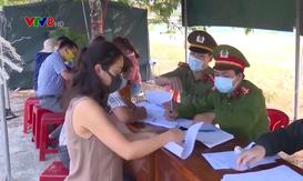 Quảng Nam triển khai 50 chốt kiểm soát dịch