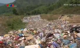 Cảnh báo ô nhiễm từ các bãi rác ở miền núi Quảng Nam