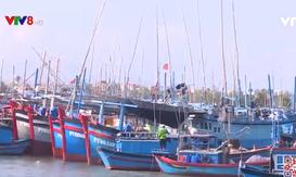 Tiếp sức ngư dân bám biển thời điểm đầu năm