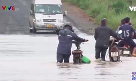 Đắk Lắk khắc phục hậu quả mưa lũ