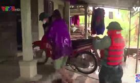 Người dân Hà Tĩnh chủ động phòng chống lụt bão