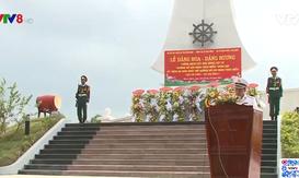 Bình Định: Dâng hương tưởng niệm nhân 60 năm ngày mở đường Hồ Chí Minh trên biển