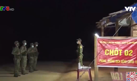Kon Tum: Đẩy mạnh chống dịch Covid-19 trên tuyến biên giới