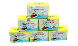Thu hồi toàn quốc lô thuốc Cốm Trẻ Việt không đảm bảo chất lượng
