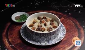 Cách nấu cháo yến mạch sò huyết bổ dưỡng trong mùa dịch