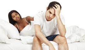 Nguyên nhân khiến nam giới bị rối loạn cương dương