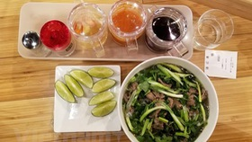 Vietnamese Pho brand introduced in Japan