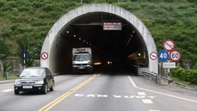 Hai Van tunnel to open all day during Tet holiday