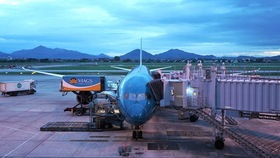 First commercial international flight departs Vietnam since COVID-19 closure