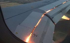 Động cơ bắt lửa, máy bay chở đội tuyển Saudi Arabia hạ cánh khẩn cấp