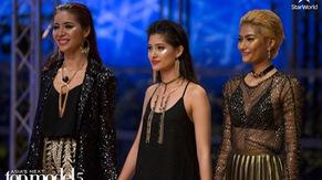 Minh Tú giành ngôi Á quân Asia's Next Top Model 2017