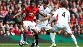 TRỰC TIẾP Swansea 0-1 Man Utd (Hết H1): Bailly dễ dàng mở tỷ số