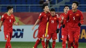 VCK U23 châu Á 2018: U23 Việt Nam - U23 Syria (18h30, trực tiếp trên VTV6)