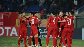 Thủ tướng Nguyễn Xuân Phúc chúc mừng ĐT bóng đá U23 Việt Nam