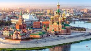 """Khám phá nhiều điều """"độc nhất vô nhị"""" của nước Nga"""