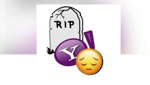 Vĩnh biệt huyền thoại Yahoo Messenger