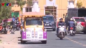 Trải nghiệm du lịch Đà Lạt bằng xe điện