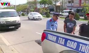 Đà Nẵng tăng cường xử lý xe vận tải khách trá hình