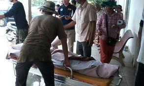 Tai nạn nghiêm trọng khi huấn luyện tháo gỡ mìn ở Campuchia
