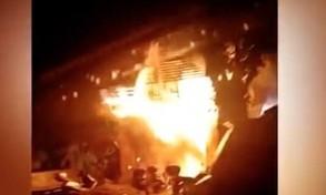 Trung Quốc: Bắt giữ nghi phạm đốt quán karaoke khiến 18 người thiệt mạng