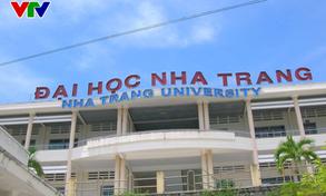 Trao giấy Chứng nhận kiểm định chất lượng giáo dục cho trường Đại học Nha Trang