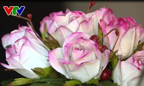 Hoa nở từ giấy A4