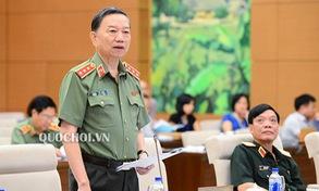 Bộ trưởng Tô Lâm: Vụ Vũ