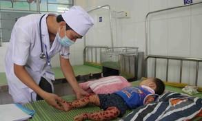 Bắc Ninh: gia tăng bệnh tay chân miệng ở trẻ nhỏ