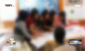 Lớp học cho phụ nữ bị bạo hành