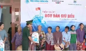 Khởi động chương trình tiếp sức ngư dân bám biển tại Khánh Hòa