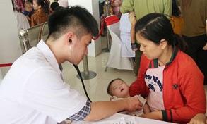 Triển khai sàng lọc tim bẩm sinh miễn phí tại Nghệ An