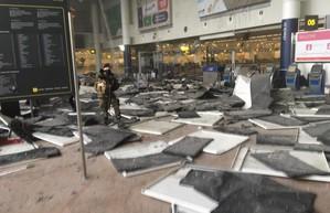Đánh bom liên hoàn ở Bỉ