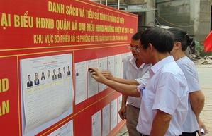 Bầu cử Đại biểu Quốc hội khóa XIV