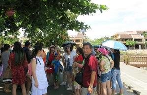 HDV du lịch Trung Quốc hoạt động chui tại Việt Nam