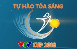 Giải Bóng chuyền nữ Quốc tế VTV Cup 2016 - Tôn Hoa Sen