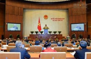 Kỳ họp thứ 4, Quốc hội khóa XIV