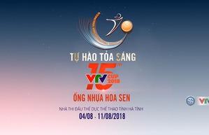 Giải bóng chuyền nữ Quốc tế VTV Cup 2018