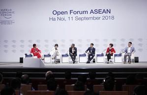 Diễn đàn Kinh tế Thế giới về ASEAN